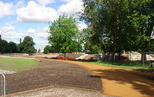 public realm projects - wandle park