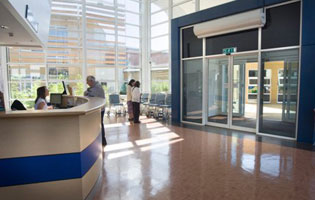 Healthcare projects - Edgeware Hospital image
