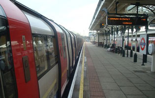 Transport projects - High Barnet London Underground image